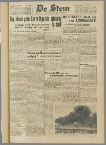 de Stem 1947-07-01