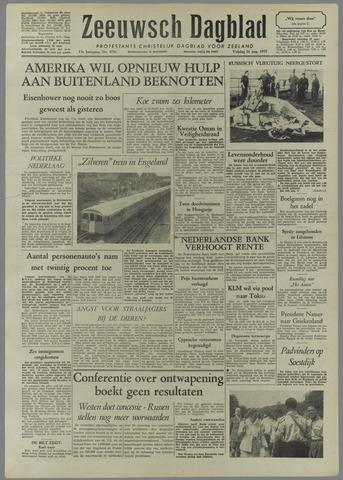 Zeeuwsch Dagblad 1957-08-16