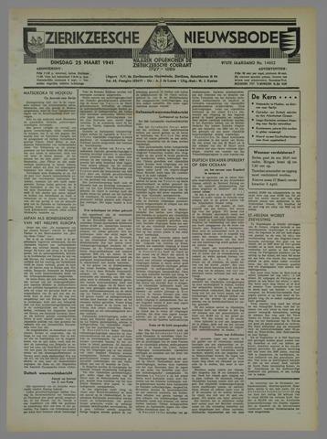 Zierikzeesche Nieuwsbode 1941-03-25