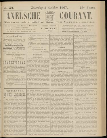 Axelsche Courant 1907-10-05