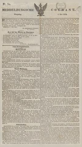 Middelburgsche Courant 1832-05-01