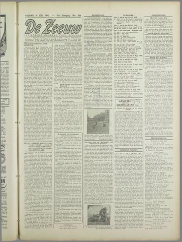 De Zeeuw. Christelijk-historisch nieuwsblad voor Zeeland 1943-07-09