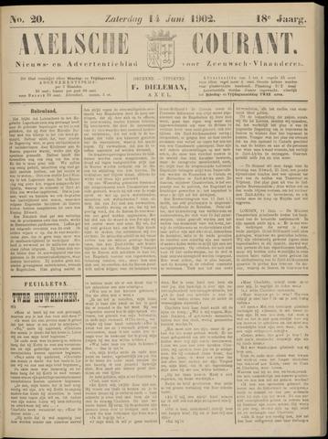 Axelsche Courant 1902-06-14