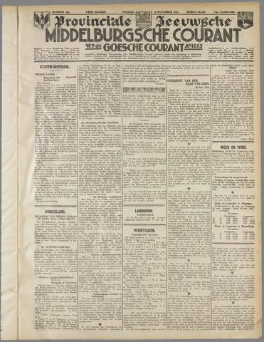 Middelburgsche Courant 1933-11-10