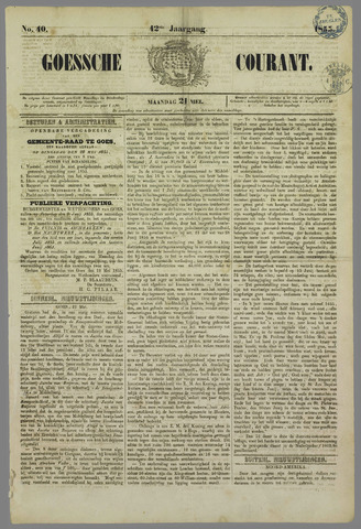 Goessche Courant 1855-05-21