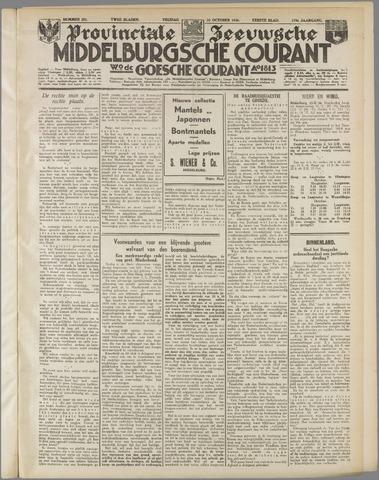 Middelburgsche Courant 1936-10-23