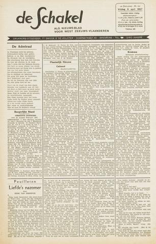 De Schakel 1957-04-05