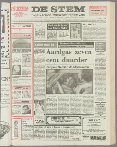 de Stem 1979-11-03