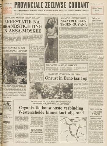 Provinciale Zeeuwse Courant 1969-08-23