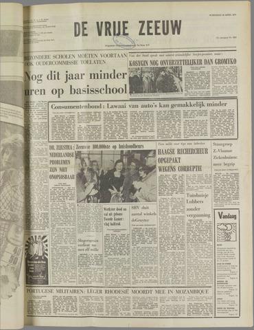 de Vrije Zeeuw 1974-04-24