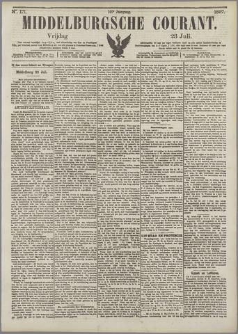 Middelburgsche Courant 1897-07-23
