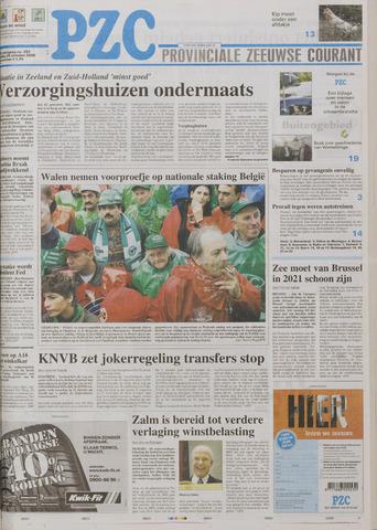 Provinciale Zeeuwse Courant 2005-10-25