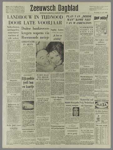 Zeeuwsch Dagblad 1962-04-11