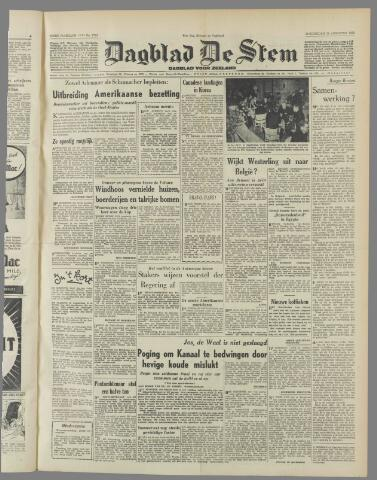 de Stem 1950-08-24