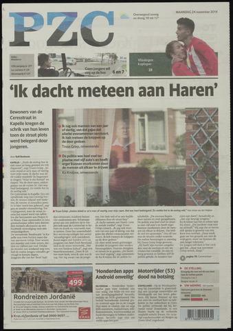 Provinciale Zeeuwse Courant 2014-11-24