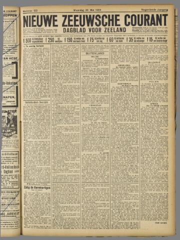 Nieuwe Zeeuwsche Courant 1923-05-28