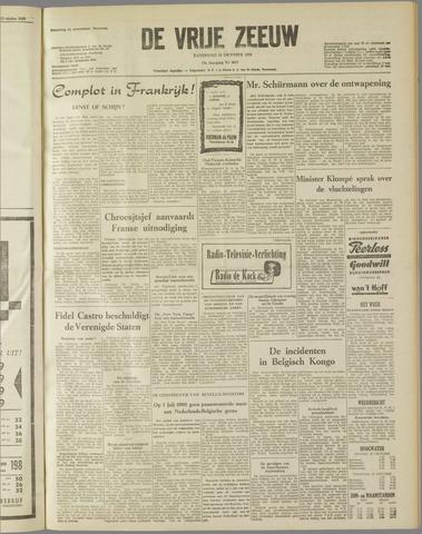 de Vrije Zeeuw 1959-10-24