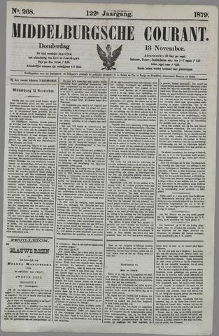 Middelburgsche Courant 1879-11-13