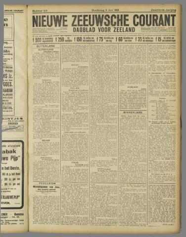 Nieuwe Zeeuwsche Courant 1921-06-09