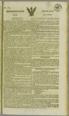 Middelburgsche Courant 1825-12-24