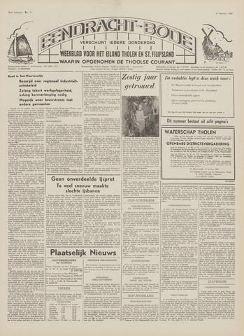 Eendrachtbode (1945-heden)/Mededeelingenblad voor het eiland Tholen (1944/45) 1969-02-20