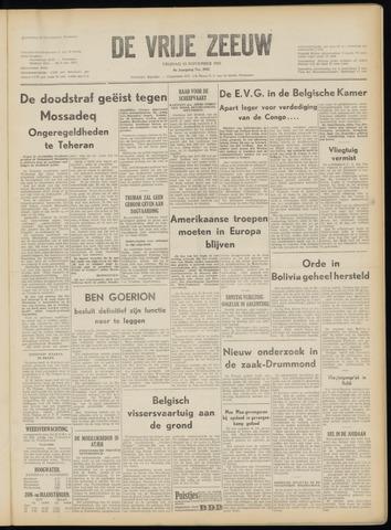 de Vrije Zeeuw 1953-11-13