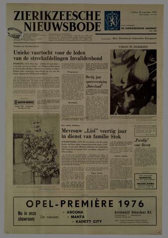 Zierikzeesche Nieuwsbode 1975-09-12