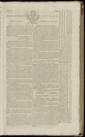 Middelburgsche Courant 1795-01-13