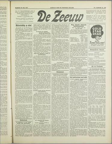 De Zeeuw. Christelijk-historisch nieuwsblad voor Zeeland 1937-07-26