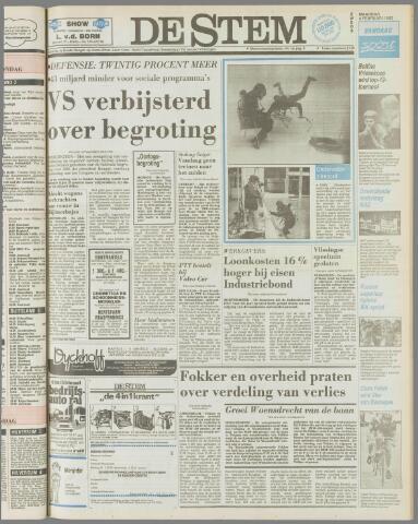 de Stem 1982-02-08