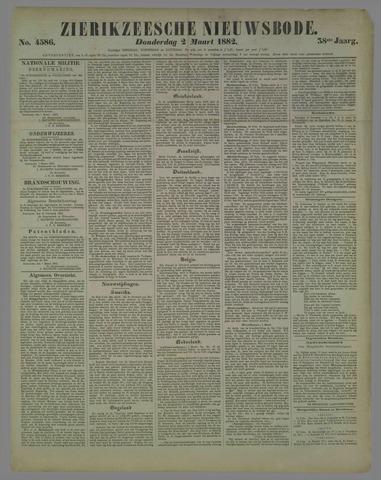 Zierikzeesche Nieuwsbode 1882-03-02