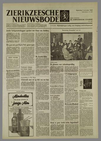 Zierikzeesche Nieuwsbode 1965-11-04