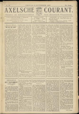 Axelsche Courant 1935-09-06