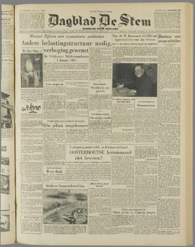 de Stem 1952-12-05