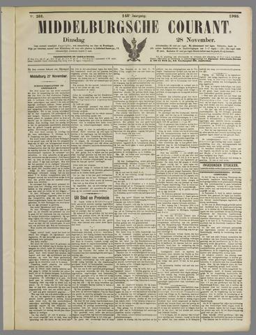Middelburgsche Courant 1905-11-28