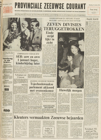 Provinciale Zeeuwse Courant 1968-10-19