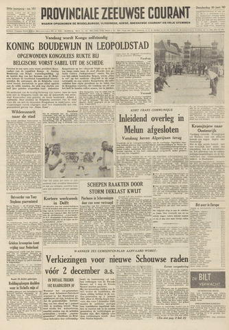 Provinciale Zeeuwse Courant 1960-06-30
