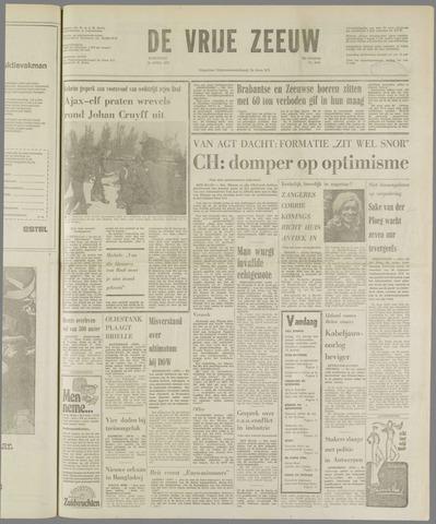 de Vrije Zeeuw 1973-04-25