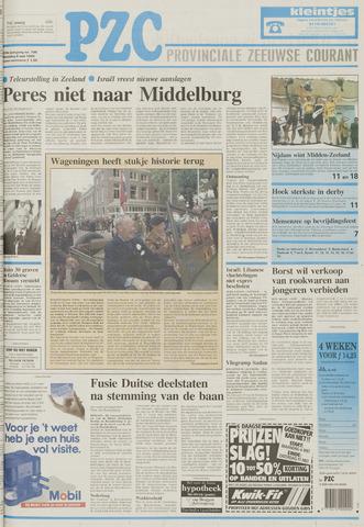 Provinciale Zeeuwse Courant 1996-05-06