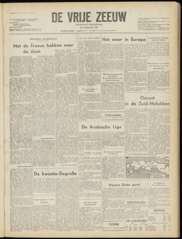 de Vrije Zeeuw 1955-01-08