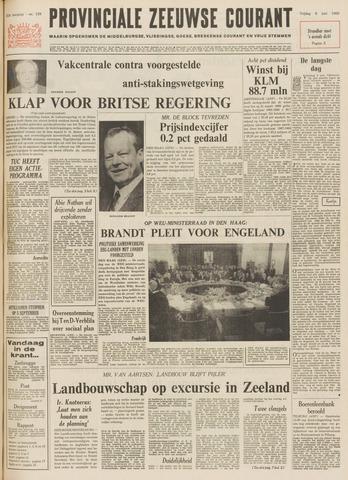 Provinciale Zeeuwse Courant 1969-06-06