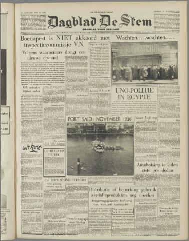 de Stem 1956-11-13