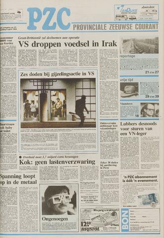 Provinciale Zeeuwse Courant 1991-04-06