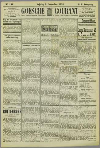 Goessche Courant 1927-12-09