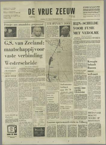 de Vrije Zeeuw 1971-04-07