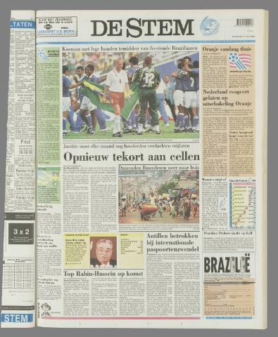 de Stem 1994-07-11