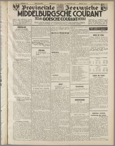 Middelburgsche Courant 1935-08-14