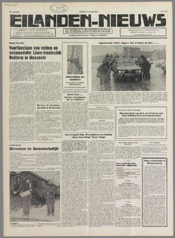 Eilanden-nieuws. Christelijk streekblad op gereformeerde grondslag 1979-01-23