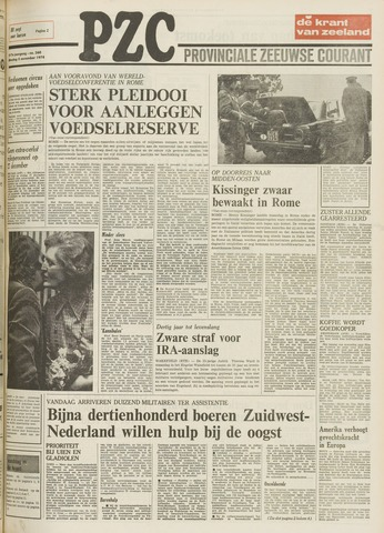Provinciale Zeeuwse Courant 1974-11-05