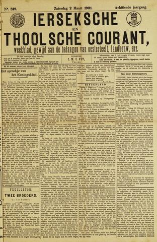 Ierseksche en Thoolsche Courant 1901-03-02